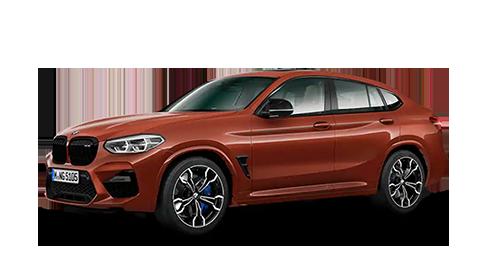 创新BMW X4 M