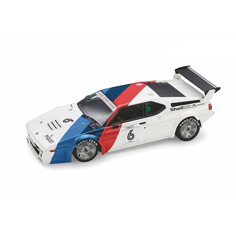BMW M1 PROCAR 压铸车模 复古赛车车模 1:18