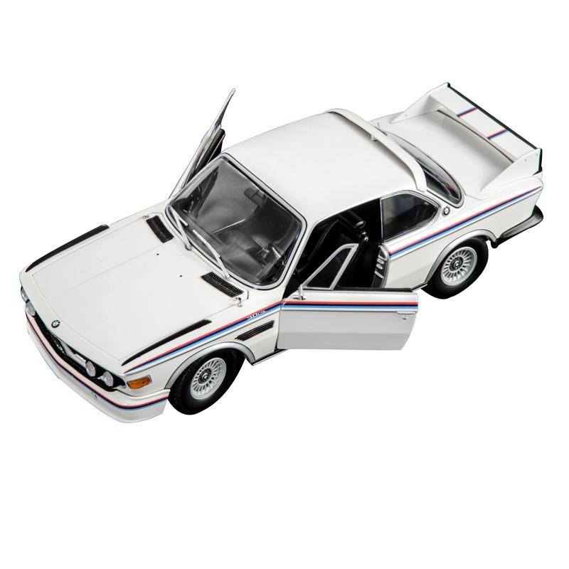 BMW3.0 CSL(1971) 车模 比例1:18