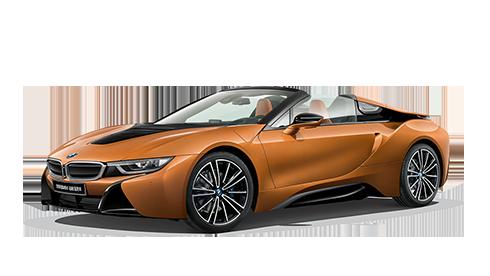 创新BMW i8 敞篷跑车