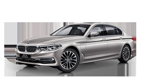 BMW 5系插电式混合动力 里程升级版