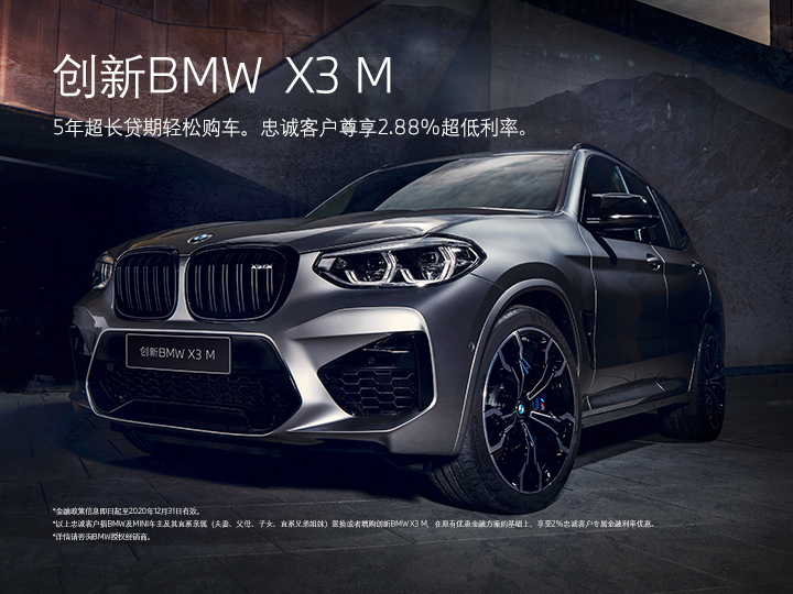 创新BMW X3 M