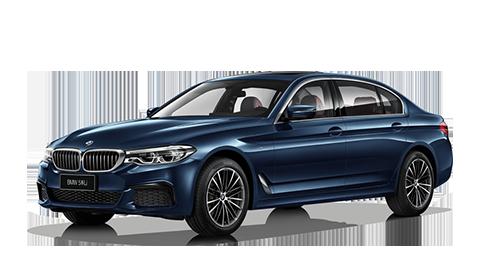 BMW 5系四门轿车