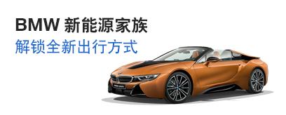 BMW 新能源家族