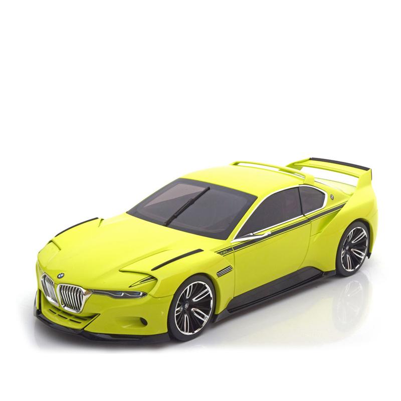 BMW 3.0 CSL Hommage 车模 1:18