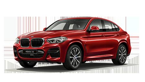 新BMW X4