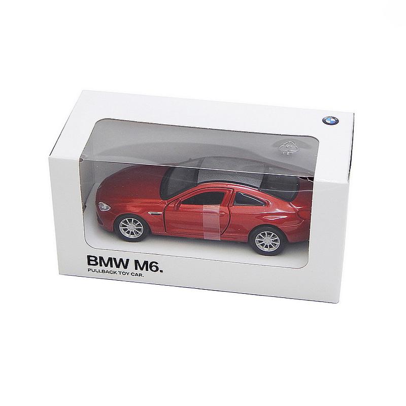BMW 玩具车 回力车车模 颜色随机发货